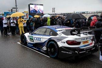 Joel Eriksson, BMW Team RBM, BMW M4 DTM