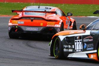 #18 Prosport Performance Aston Martin Vantage AMR GT4: Florian Thoma, Akhil Rabindra