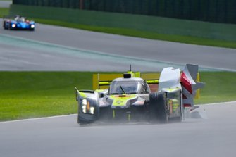 #4 ByKolles Racing Team Enso CLM P1/01: Tom Dillmann, Oliver Webb, Paolo Ruberti