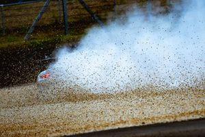Chque del #88 Dempsey Proton Competition Porsche 911 RSR: Matteo Cairoli, Giorgio Roda, Satoshi Hoshino