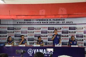 Minoru Morimoto, President Director & CEO PT Yamaha Indonesia Motor Mfg