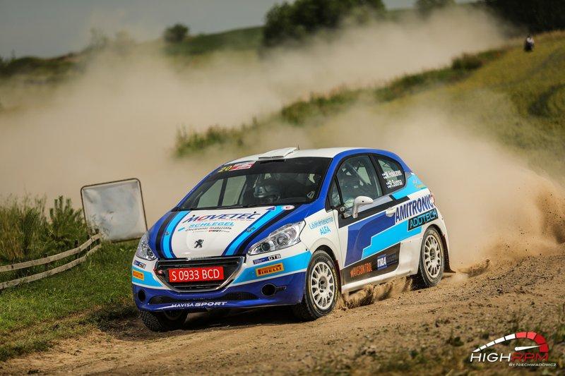 Miika Hokkanen, Rami Suorsa, Peugeot 208 R2