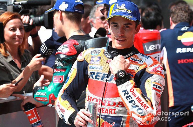 Pole GP de Italia - Marc Márquez, Repsol Honda Team