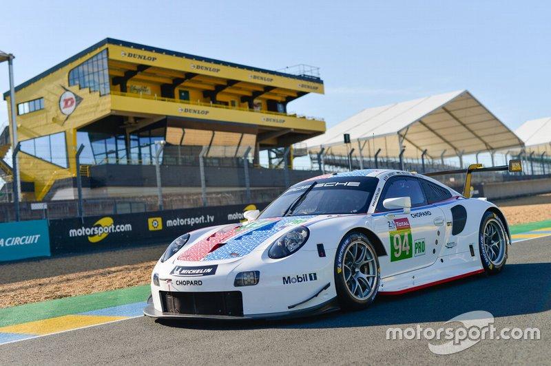 Porsche GT Team #93 et #94 (LMGTE Pro)