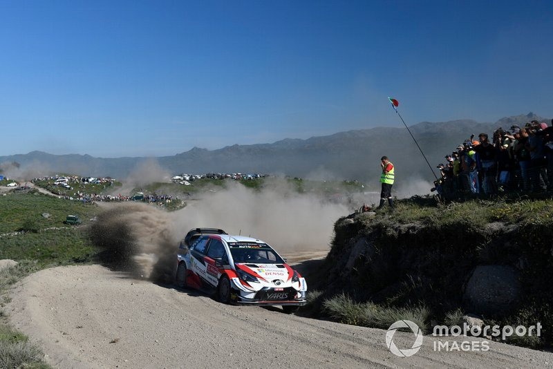 Un mes después de aplazarlo indefinidamente, el 30 de abril, Portugal canceló su rally del WRC 2020 ante la compleja situación del coronavirus y después de haberlo intentado mover a octubre