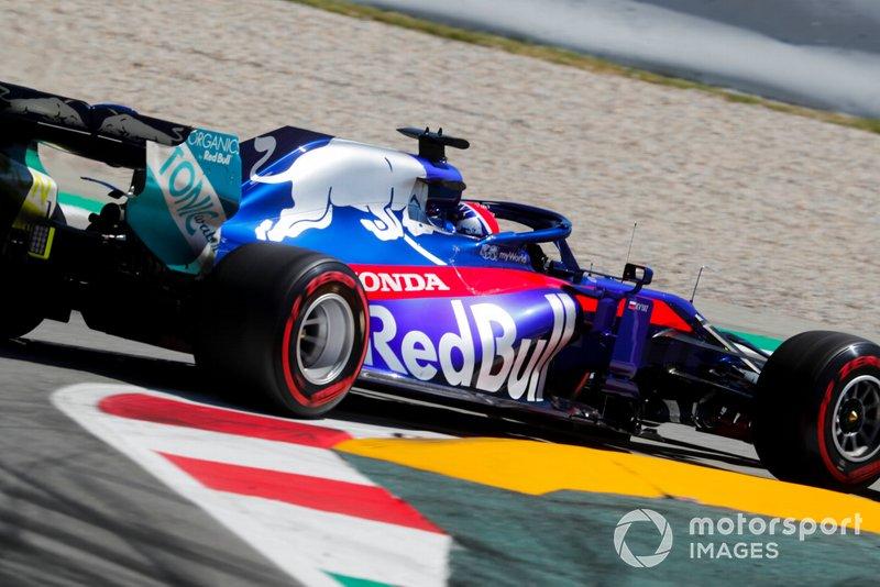 Daniil Kvyat, Toro Rosso STR14