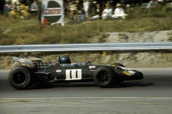 Le vainqueur Jacky Ickx, Brabham BT26A