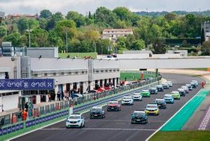 Las primeras carreras de la Smart EQ Fortwo e-Cup 2019