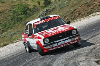 Engin Kap, Özden Yılmaz, Ford Escort Mk2, Bonus Unifree Parkur Racing