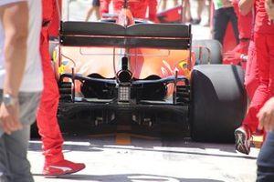 Ferrari SF90, rear