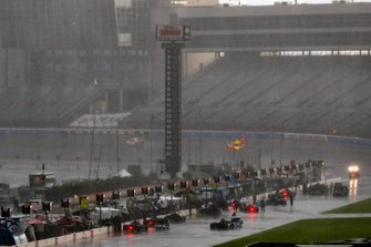 Rain halts practice one at Texas Motor Speedway