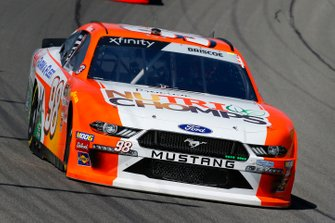 Chase Briscoe, Stewart-Haas Racing, Ford Mustang Nutri Chomps/Blain's Farm & Fleet
