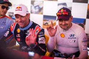 Себастьен Лёб и Даниэль Элена, Hyundai Shell Mobis WRT