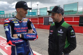 Loris Baz, Ten Kate Racing, Jonathan Rea, Kawasaki Racing Team