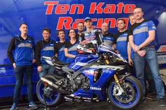 Loris Baz, Ten Kate Racing