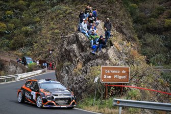 Alexey Lukyanuk, Alexey Arnautov, Citroen C3 R5, Rally Islas Canarias, FIA ERC