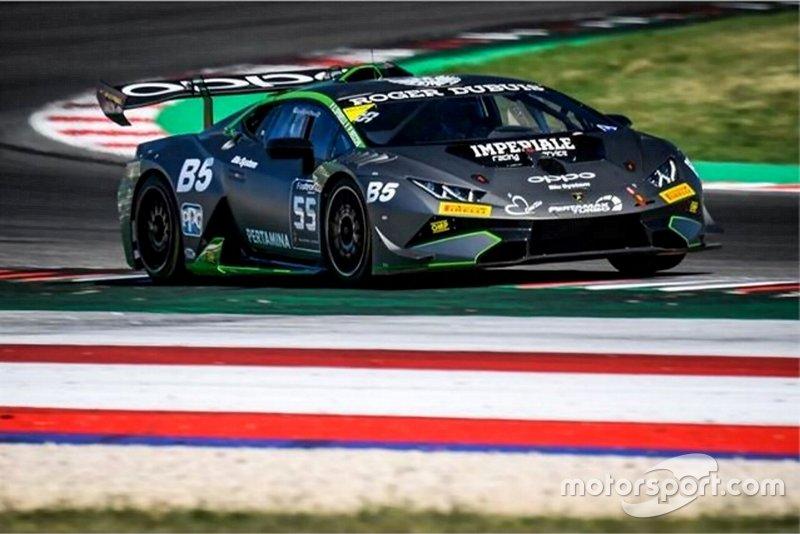 Loris Spinelli e Piero Necchi, Imperiale Racing