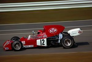Niki Lauda, March 721X Ford