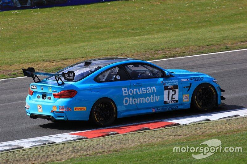 İbrahim Okyay, Levent Kocabıyık, BMW M3 GT4, Borusan Otomotiv Motorsport