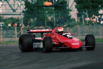 Niki Lauda, Brabham Ford BT49
