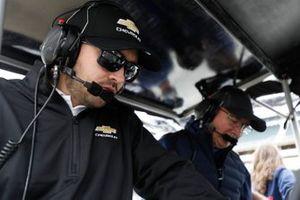Ben Hanley, DragonSpeed Chevrolet engineer