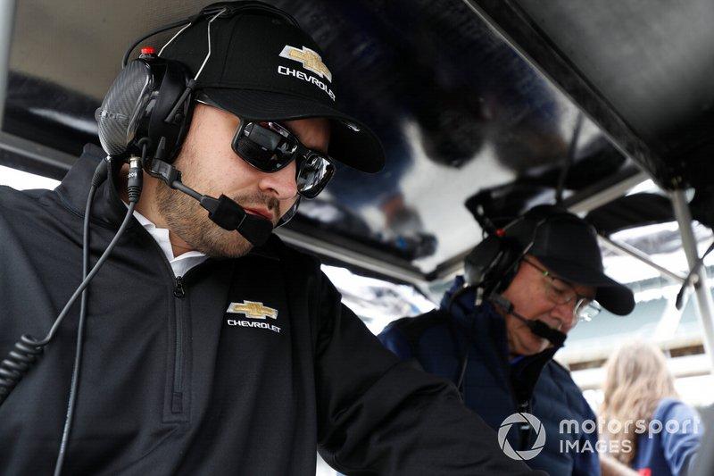 Ben Hanley, DragonSpeed Chevrolet ingegnere