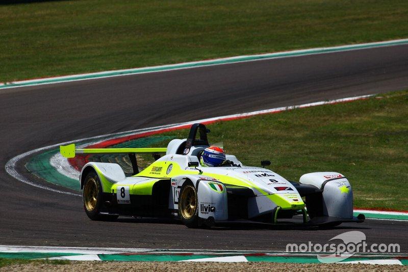 Davide Uboldi, Uboldi Corse, Wolf GB08 Thunder