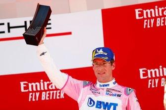 Podio: Michael Ammermüller, BWT Lechner Racing