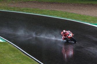 Michael Ruben Rinaldi, Barni Racing Team bekijkt de omstandigheden