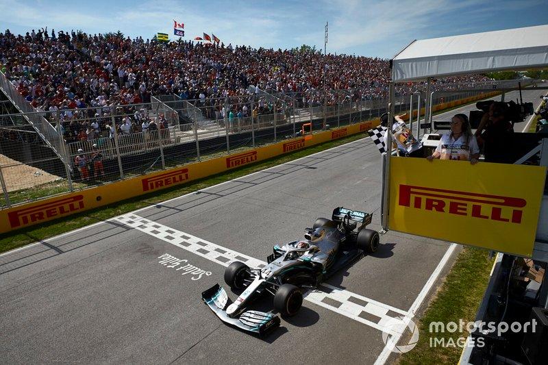 Canadian GP: Lewis Hamilton, Mercedes