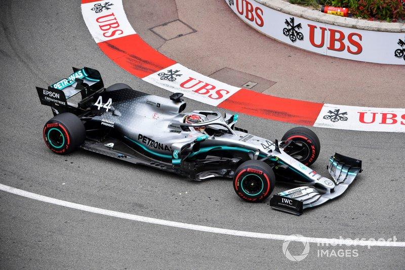 2019: Lewis Hamilton