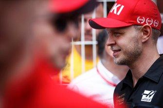 Kevin Magnussen, Haas F1, Eerbetoon Niki Lauda
