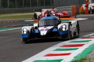 #7 Nielsen Racing Ligier JS P3 Nissan: Anthony Wells, Colin Noble