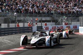 Jose Maria Lopez, Dragon Racing, Penske EV-3 Daniel Abt, Audi Sport ABT Schaeffler, Audi e-tron FE05