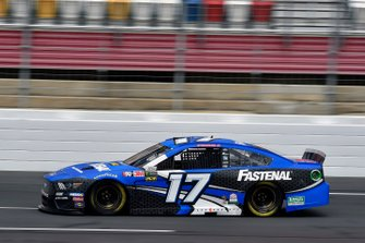 Ricky Stenhouse Jr., Roush Fenway Racing, Ford Mustang Fastenal
