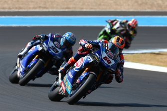 Michael van der Mark, Pata Yamaha, Marco Melandri, GRT Yamaha WorldSBK, Jonathan Rea, Kawasaki Racing