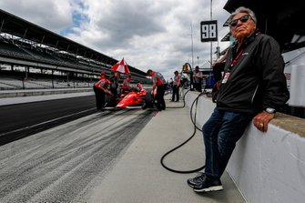 Mario Andretti and Marco Andretti, Andretti Herta with Marco & Curb-Agajanian Honda