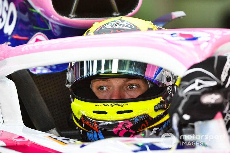 Нік Еллолі, Racing Point