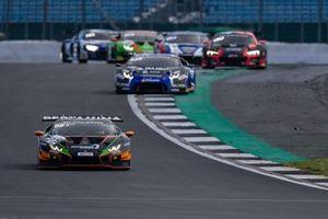 #519 Orange 1 FFF Racing Team Lamborghini Huracan GT3 2019: Franck Perera, Phil Keen, Giovanni Venturini
