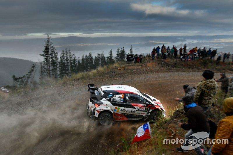 WRC - Rallye du Chili 2020