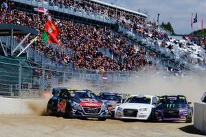 Timmy Hansen, Team Hansen leads