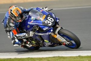 #36 Yamaha: Morgan Berchet, Matthieu Lussiana, Alex Plancassagne