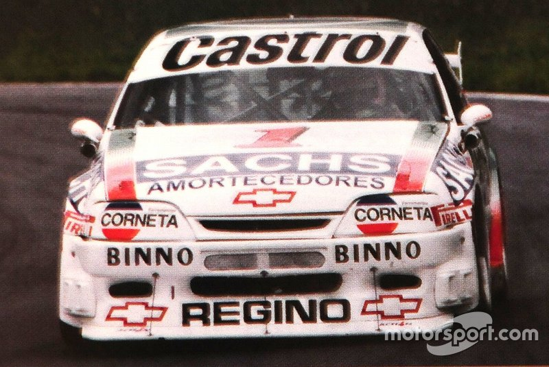 1997 - Ingo Hoffmann (10) - Chevrolet Omega