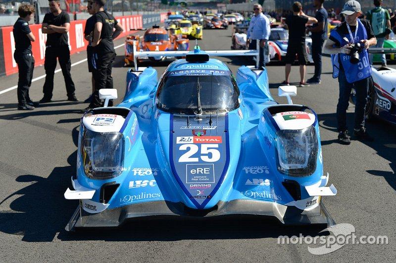 #25 Algarve Pro Racing Ligier JSP217 Gibson: Andrea Pizzitola, John Falb, David Zollinger