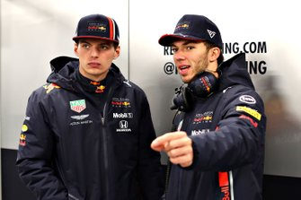 Pierre Gasly, Red Bull Racing, Max Verstappen, Red Bull Racing