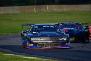 #9 TA Dodge Challenger driven by Jeff Hinkle of American V8 Road Racing