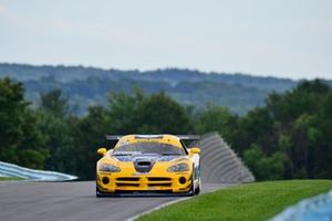 #35 TA3 Dodge Viper ACRX driven by Dirk Leuenberger of Lux Performance Group