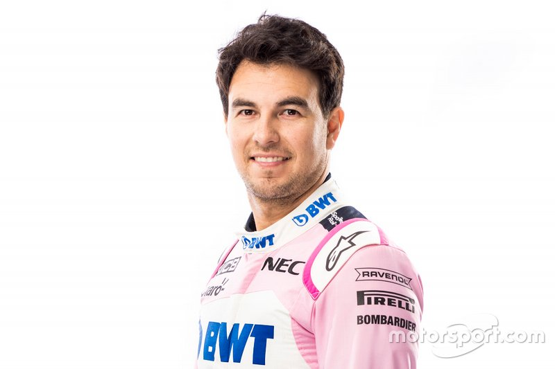 #11 Sergio Perez, Racing Point Force India (Sigue)
