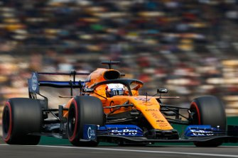 Карлос Сайнс, McLaren MCL34 Renault