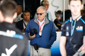 Patrick Head, Consultant, Williams F1